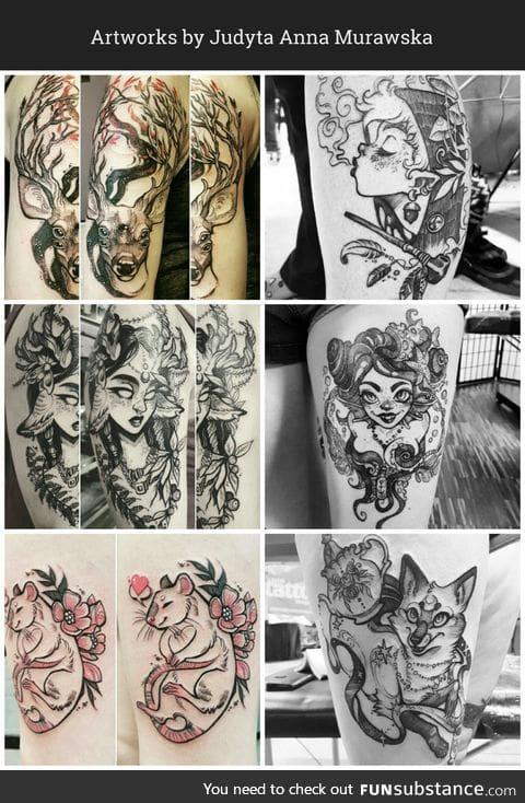 Best tattoo artist No. 12