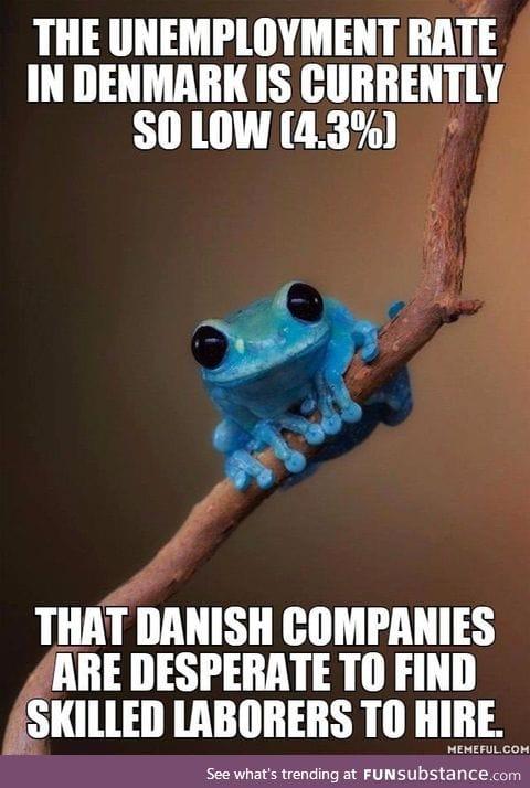 Good job Danmark