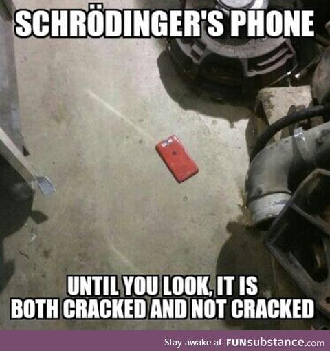 Schrödinger's Cell Phone