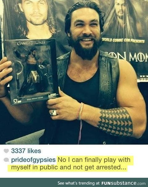 Why I love jason momoa