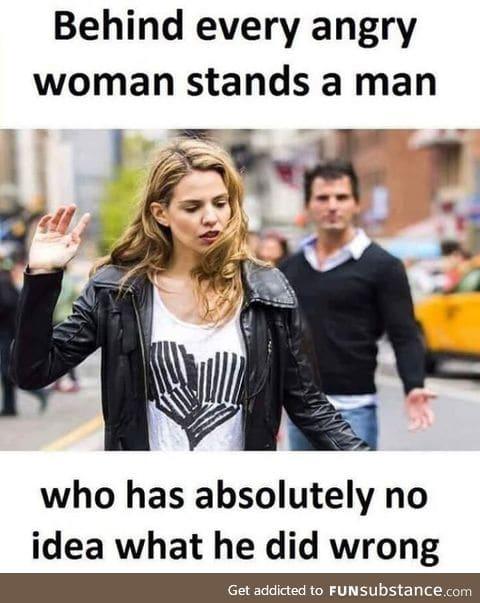 Mind your steps man