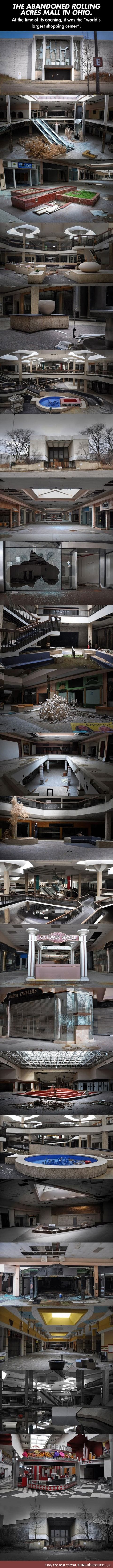 Abandoned mall in ohio