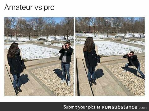Transform into a pro photographer