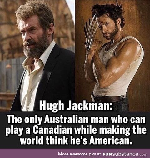 Hugh \/ Jackman everyone