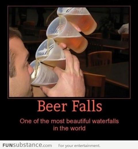 Beer Falls