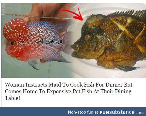 Poor fesh