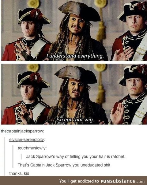 O Captain, my Captain!