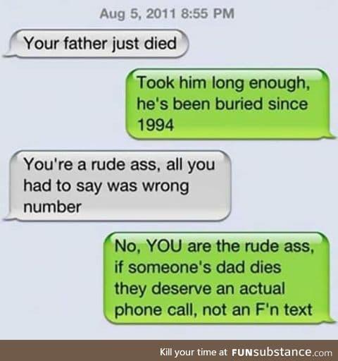 that deserves a call