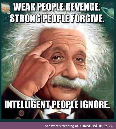 Einstein's Wise Words