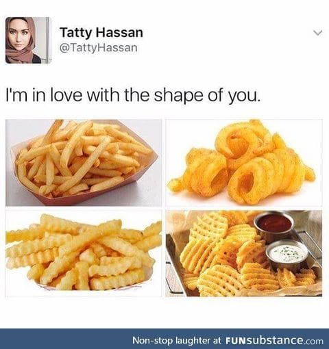 All shapes are beautiful