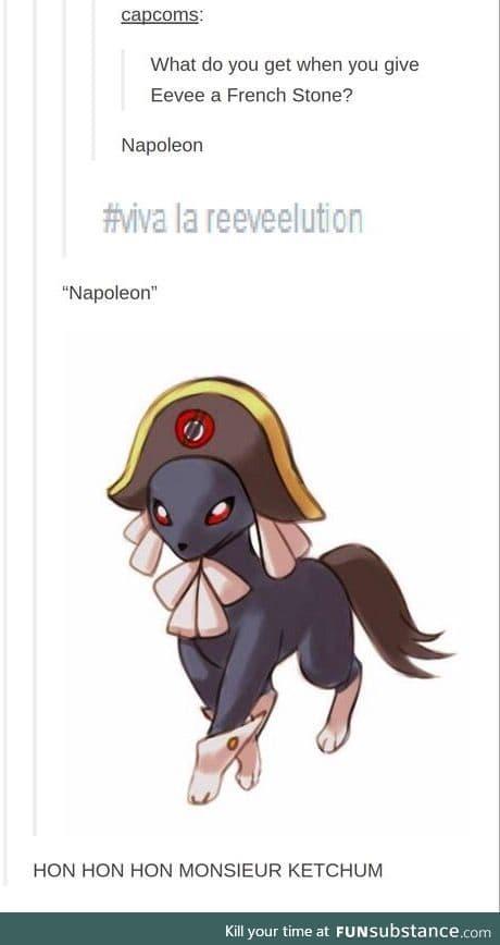 Reeveelution!