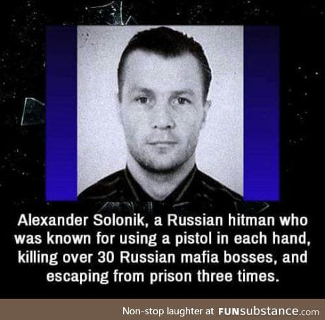 From russia