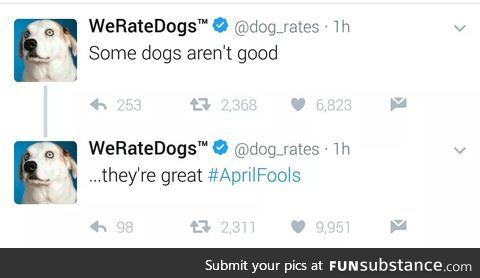 Some dogs aren't good