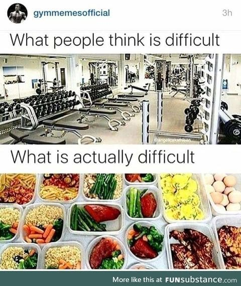 The reality of looking fit