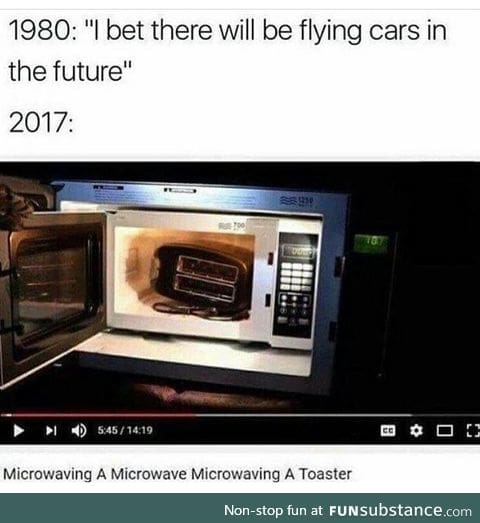 Welcome to the future