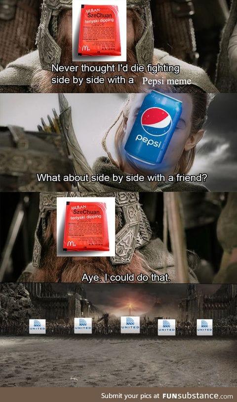The great april meme war