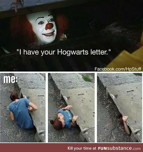See ya later, muggles