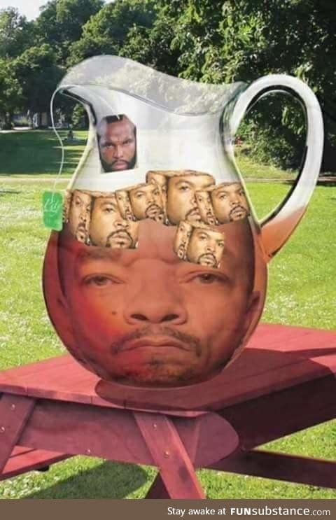 Refreshing beverage