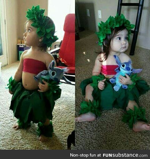 This is the cutest cosplay ever!