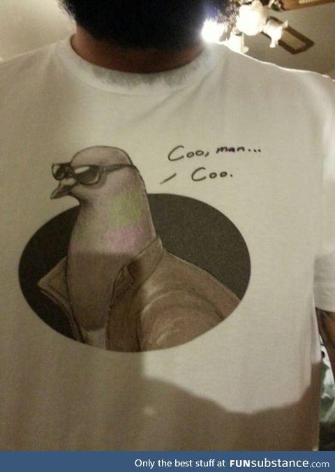 I so need this t-shirt