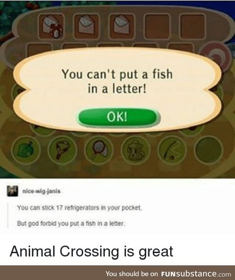 Oh how I love animal crossing