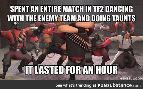 Why I like tf2 better than overwatch