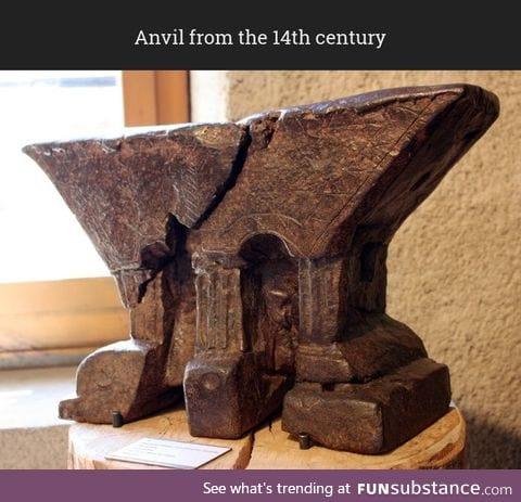 This anvil looks Dwarven