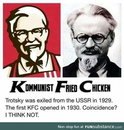 Trotsky in disguise