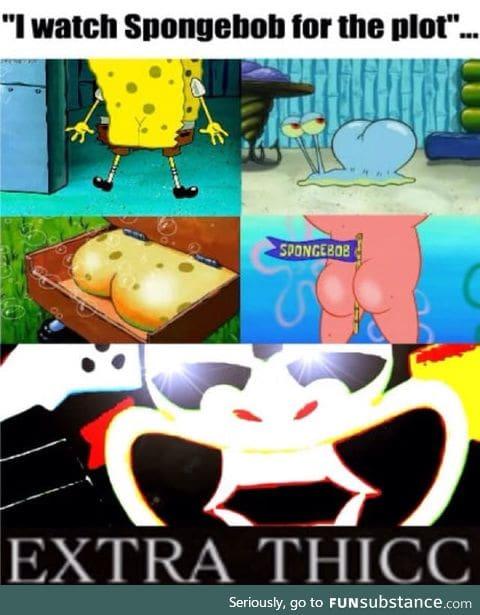 Spongebob + Aku = perfekt meme