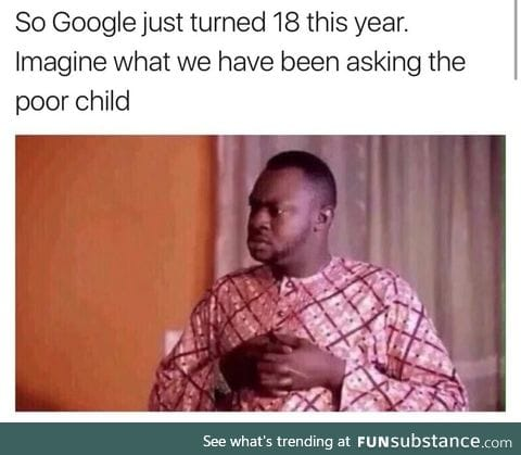 If Google was a human