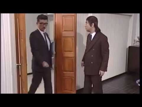 Japanese door prank skit