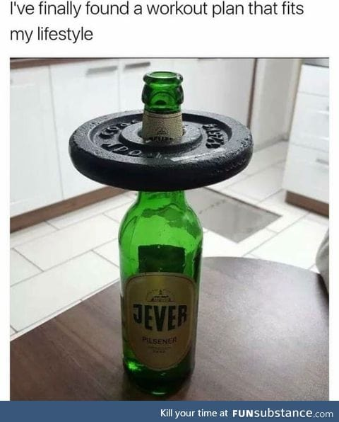 Perfect workout plan doesn't exi.
