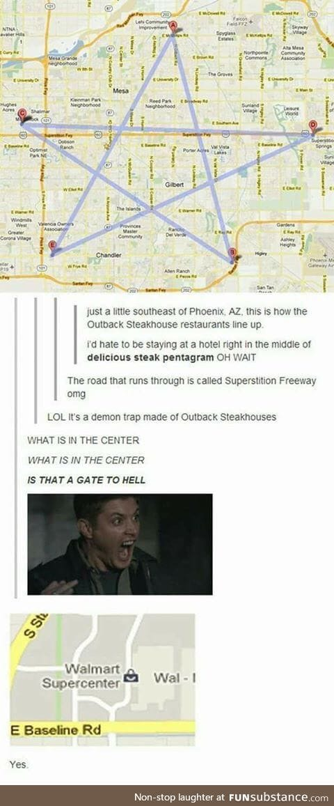 Phoenix. The seventh ring of hell