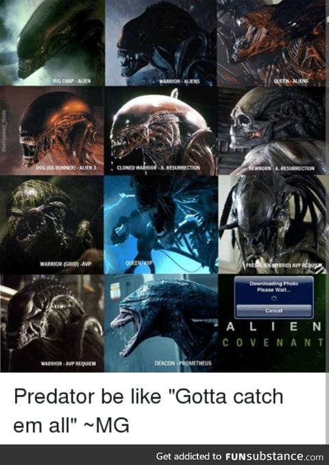 Could someone make a Pokémon-style theme for the Predator please?