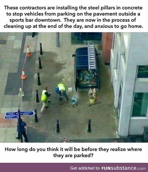 Brilliant planning