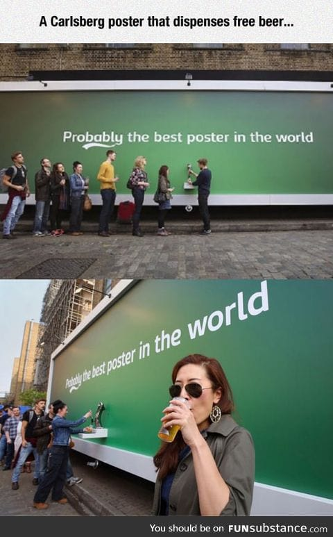 Best poster in the world