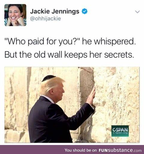 Ancient jewish secret
