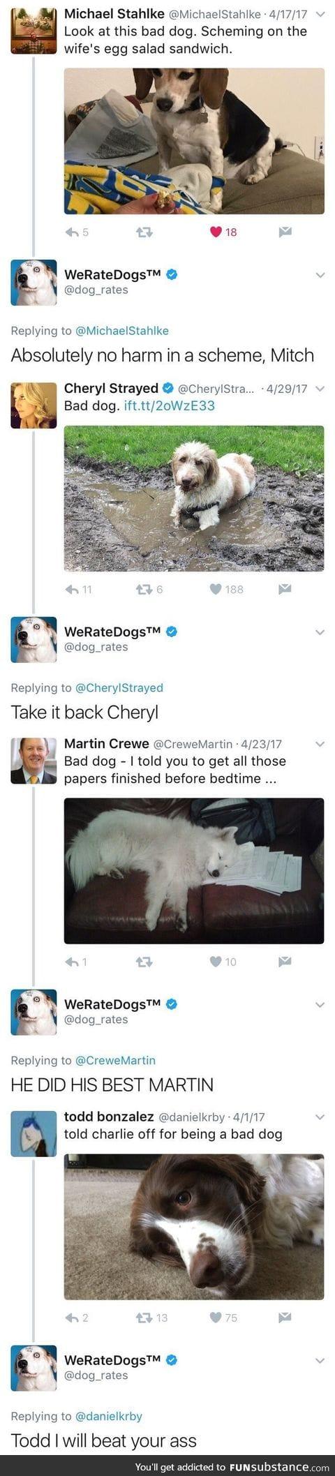 Dog defender