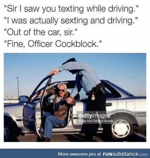 Officer plz.