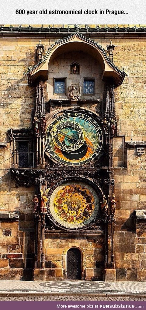 One of the oldest clocks ever made