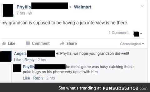 Those darn pokebugs!