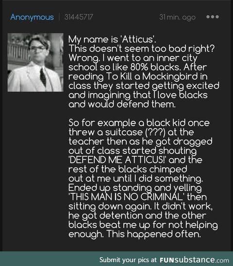 Beaten by Blacks