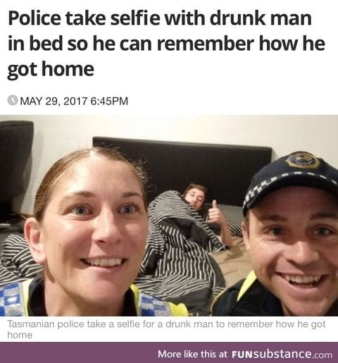 Australia.....'cause the cops won't shoot you