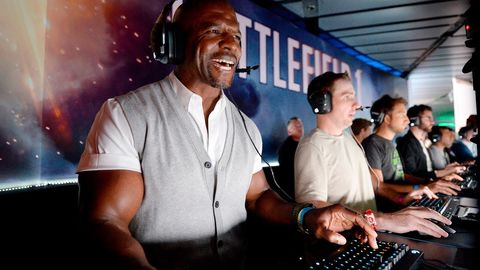 Terry Crews explains why he decided to build his own PC