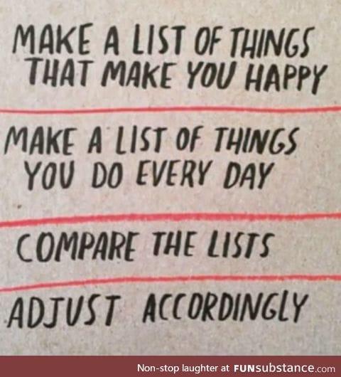 Life is simple, enjoy