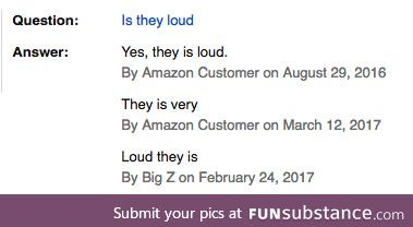 The best Amazon Q&A for a pair of headphones