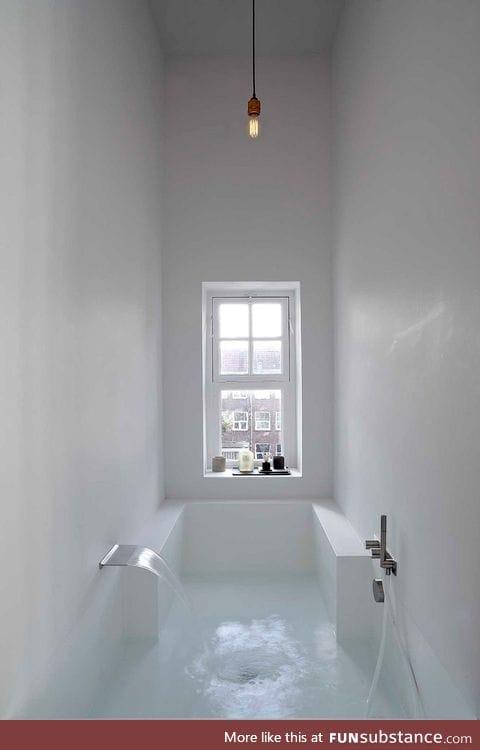 This bath design