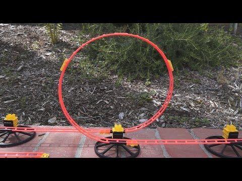 Why Roller Coaster Loops Aren't Circular