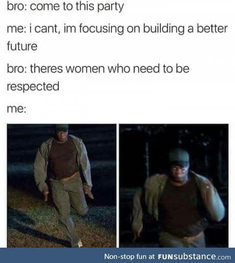 I am the best respecter of women