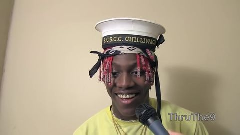 Lil Yachty Sound Like a Pressure Washer